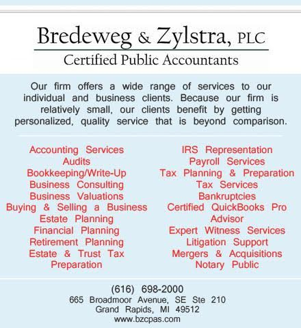 quality accounting services